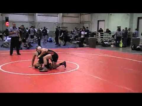 Luis Quinones (Central) vs Colt Colton (Benton Academy)