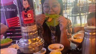 ROMANTIC BABOY ALI MALL REVIEW | Comparing to SAMGYUPSALAMAT - Saan mas masarap?