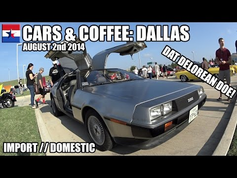 Cars & Coffee Dallas // August 2nd 2014