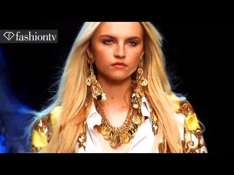 D&g Runway Show: The Last One Ever! At Milan Fashion Week Spring 2012 Mfw | Fashiontv - Ftv video