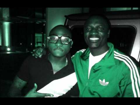 Davido Ft Akon - Dami Duro Remix (new 2012) video
