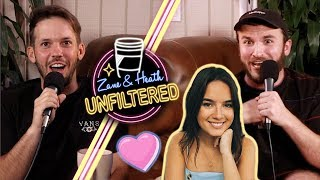 Revealing Zane's Crush On Natalie - UNFILTERED Ep. 2