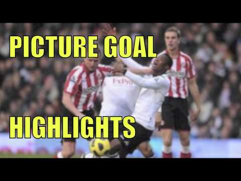 Goal! Fulham vs Sunderland Final All Goals & Highlights (11/1/14) HD MY THOUGHTS