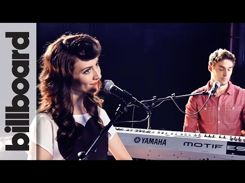 Karmin - pumped Up Kicks Live (billboard Exclusive!) video
