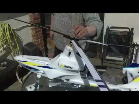 Hobby King Super G Autogyro Build Review