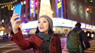 """Christmas in the City"" - Elizabeth Chan (Official Music Video)"