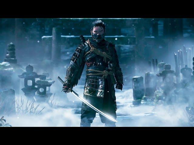 Ghost of Tsushima — Русский трейлер игры (Субтитры, 2018)