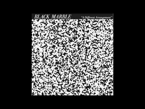 Black Marble - Static - not the video
