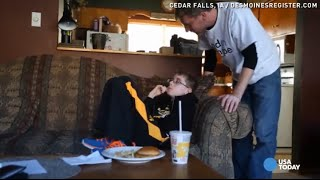Medical mystery: Boy has no urge to eat or drink