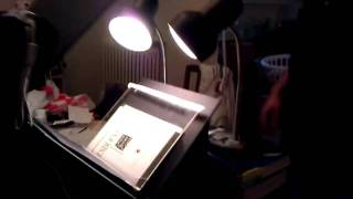 DIY Book Scanner Demo II
