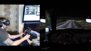 GTA 5 PC OCULUS RIFT DK2 G27 AND RAZER HYDRA COMBO PART 2