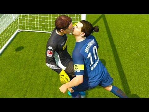 Best FIFA 18 FAILS ● Glitches, Goals, Skills ● #6
