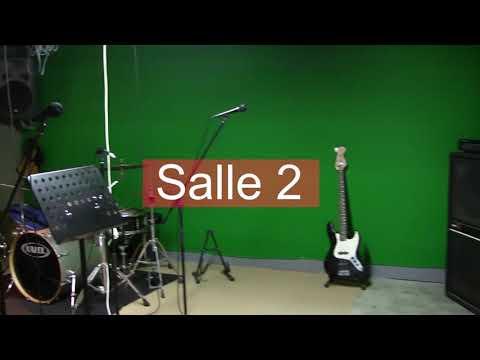 MUSICAPT 3 Salle de répétition