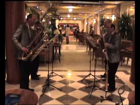 Квартет саксофоністів