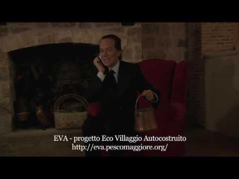 Raccolta fondi per Pescomaggiore – S. Berlusconi (Sabina Guzzanti)
