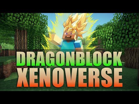 Dragon Block Xenoverse Part 4- Starting From the Bottom Again.. (With a Badass Skin!)