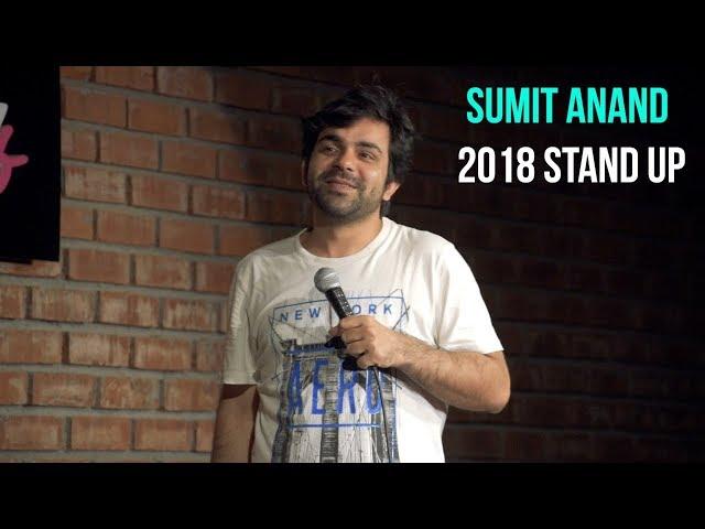 Its My Birthday  Stand up comedy by Sumit Anand