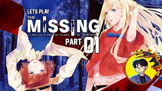 Niamh Plays: The Missing: J.J Macfield and the Island of Memories Part 01