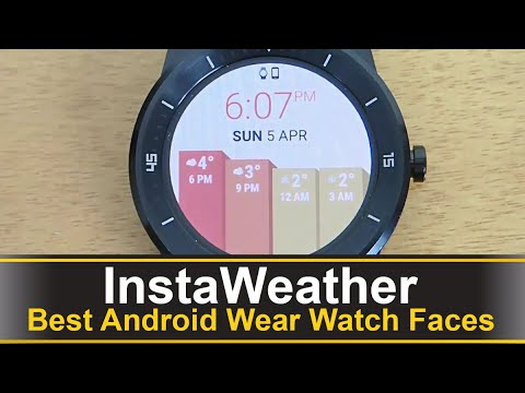 InstaWeather for Android Wear APK Cover