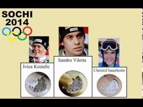 Gold für Sandro Viletta , Schweiz