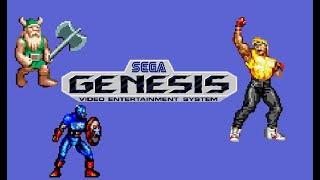 Top 20 best Sega Genesis Beat em up games