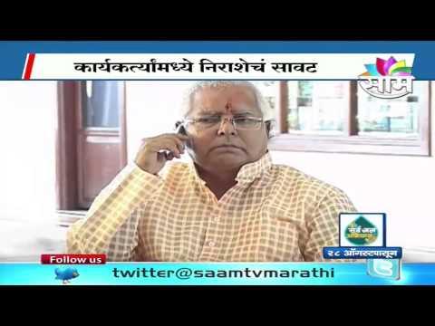 RJD chief Lalu Prasad hospitalised in Mumbai