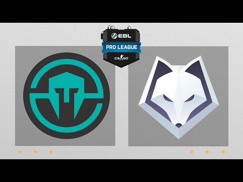 CS:GO - Immortals vs. Winterfox [Overpass] Map 1 - ESL Pro League Season 5 - NA Matchday 11