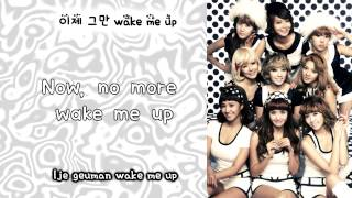 Watch Girls Generation Wake Up video