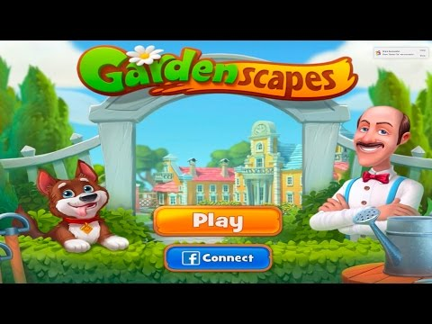 Gardenscapes - New Acres - By Playrix Games - Casual - iTunes/Google (Super HD Quality)