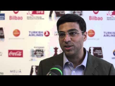Bilbao Chess Masters 2014 - Viswanathan Anand - round 5
