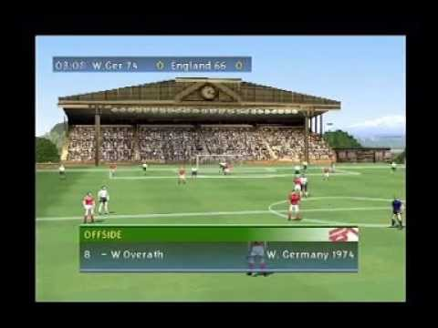 fifa 2000: england 66 vs w germany 74