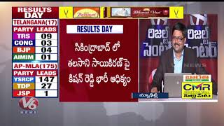 Special Discussion Over Lok Sabha Elections Results In Telangana