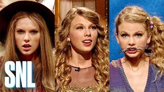 Best of Taylor Swift on SNL