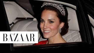 Kate Middleton Just Wore One of Princess Diana's Favorite Tiaras