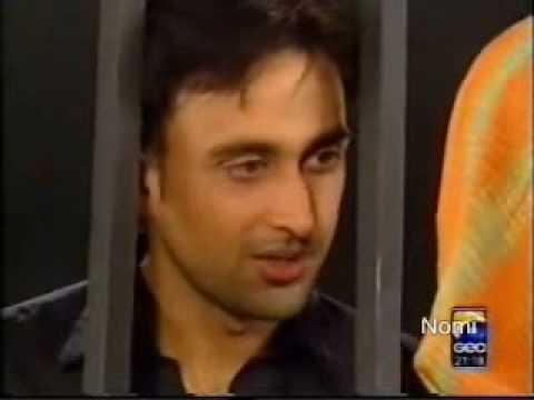 sara chaudhry and sami khanSara Chaudhry And Sami Khan In Nadia Khan Show