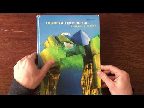 Calculus Early Transcendentals Book Review