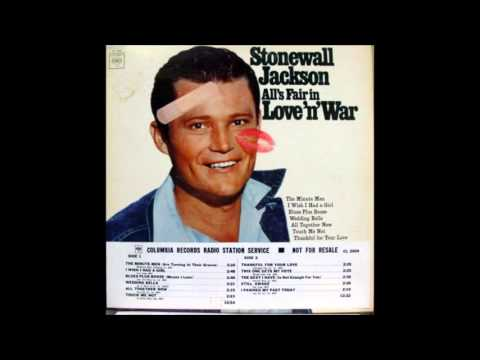 Stonewall Jackson - The Best I Have