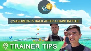 POKÉMON GO GYM UPDATE- HOW TO EARN COINS, HOW GYMS WORK, GYM STRATEGY + MORE