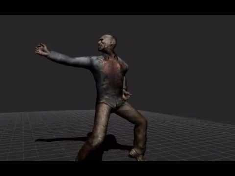 Zombie Animation Dance [Official Video]
