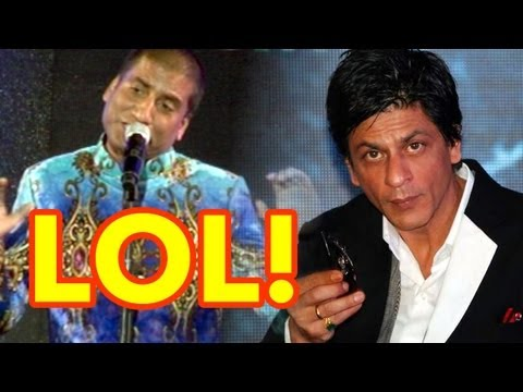 Raju Shrivastav Mimics SRK!