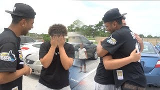 BAILING A SUBSCRIBER OUT OF JAIL!!! (VERY EMOTIONAL)