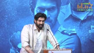 Ghazi Movie Press Meet