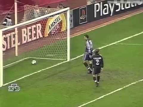 Спартак - Реал Мадрид: 1-0 (Лига Чемпионов 2000/2001)
