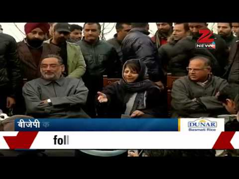 J&K: Mehbooba Mufti to meet Governor NN Vohra today