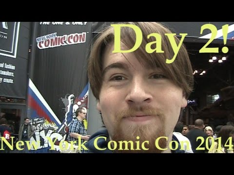 That Movie Nerd @ New York Comic Con 2014 Day 2!: Kevin Smith