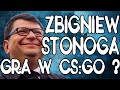 Zbigniew Stonoga gra w CS GO ? (TrolleQ na mikrofonie)