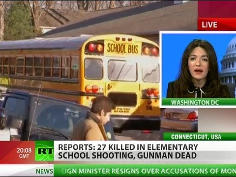 Connecticut Massacre: 20 kids killed in school shooting in US, gunman dead