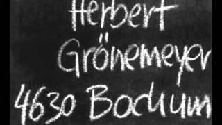 Watch Herbert Groenemeyer Erwischt video