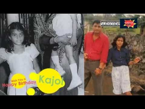 Kajol Birthday, Kajol Photo Video Compilation video