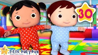 Do The Baby Dance | How To Nursery Rhymes | Little Baby Bum | Baby Songs For Learning